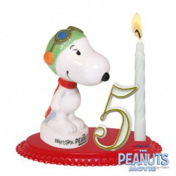 Bougeoirs Snoopy