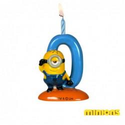 Porte-bougies Minions N°0