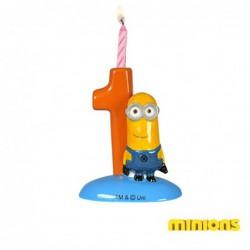 Porte-bougies Minions N°1