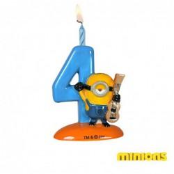 Porte-bougies Minions N°4