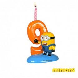 Porte-bougies Minions N°9