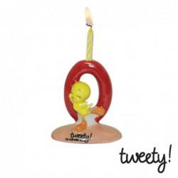 Porte-bougies Tweety N°0