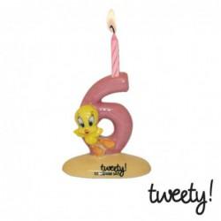 Porte-bougies Tweety N°6