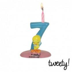 Porte-bougies Tweety N°7
