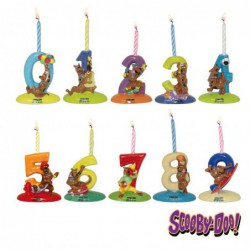 Porte-bougies Scooby-Doo N°0