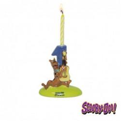 Porte-bougies Scooby-Doo N°1
