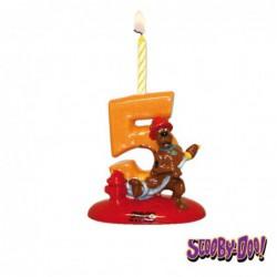 Porte-bougies Scooby-Doo N°5