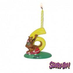 Porte-bougies Scooby-Doo N°6