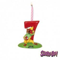 Porte-bougies Scooby-Doo N°7