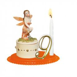 "Porte-bougies ""ENFANTS"" : Boîte Elfe"