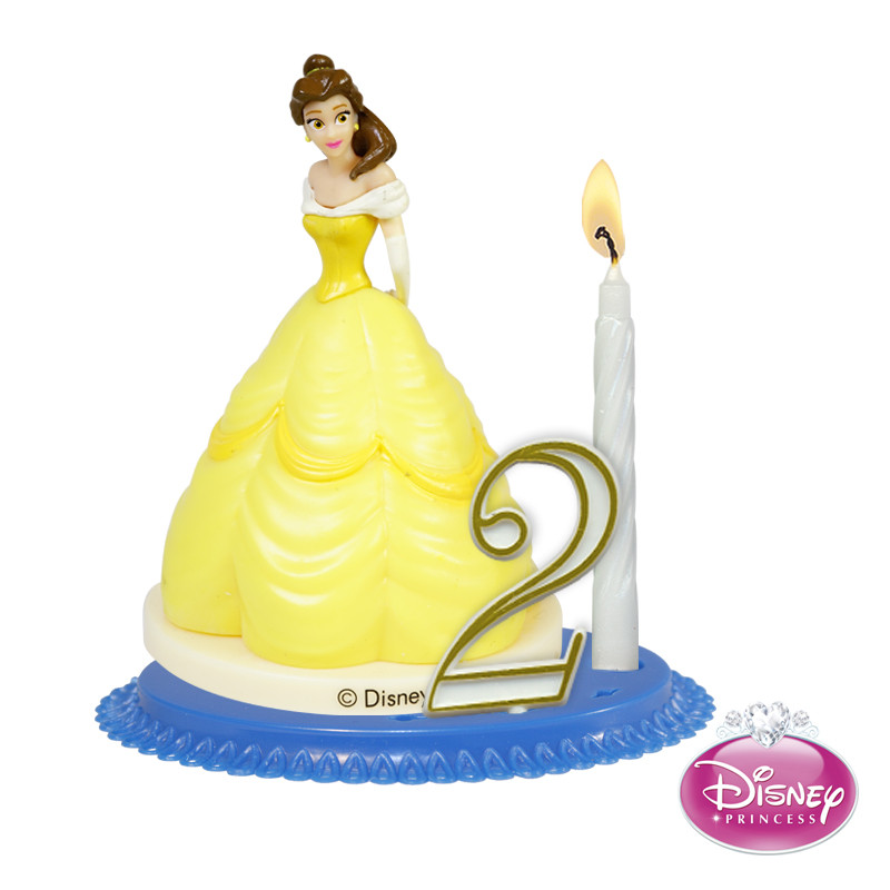 Bougeoir Licences : Princesse Disney