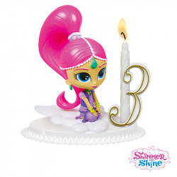 Bougeoirs Shimmer & Shine