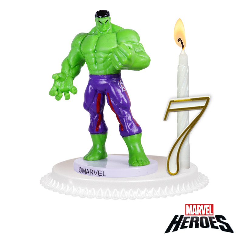 Bougeoir Hulk
