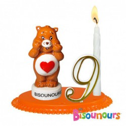 Bougeoirs Bisounours