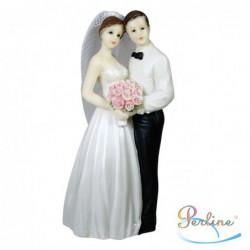 """Porte-bougies """"Mariage"""" : Mariés Bonheur"""