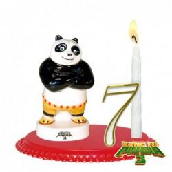 Bougeoirs Kung Fu Panda