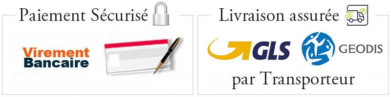 Perline - Réassurance paiement/livraison